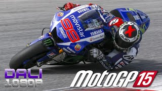 MotoGP 15 PC Gameplay 60fps 1080p