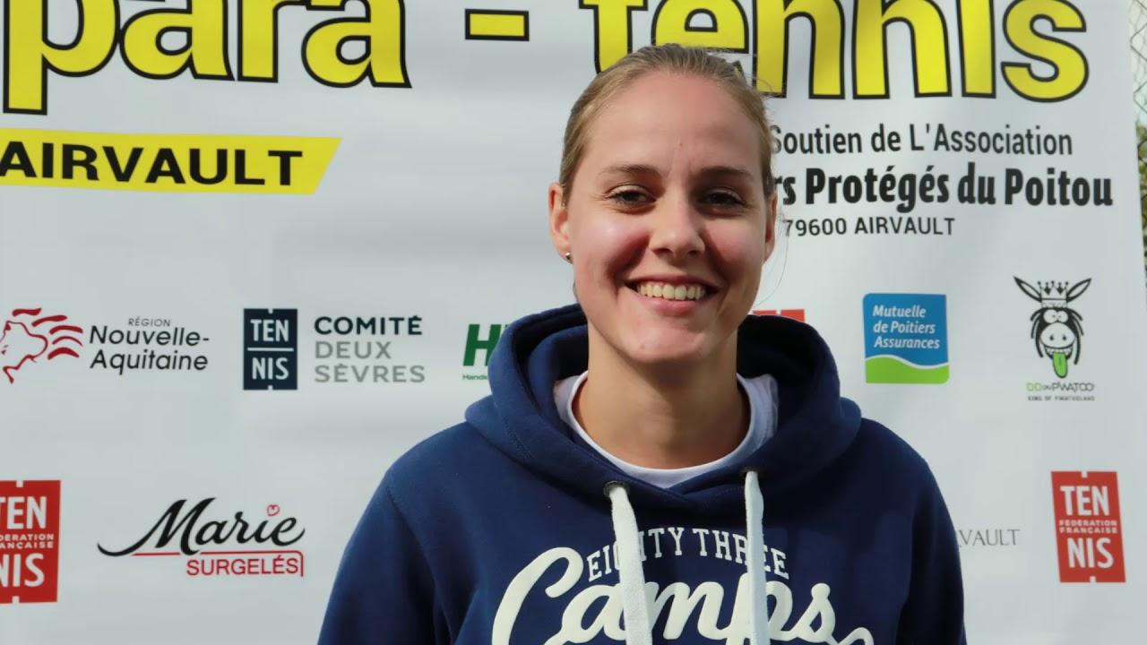 Tennis Fauteuil & ParaTennis 2019 Tournoi Airvault TMC