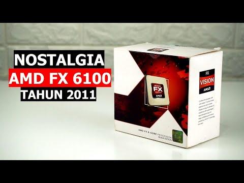Inilah AMD FX-6100