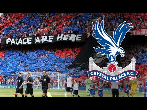 BEST EVER CRYSTAL PALACE CHANTS