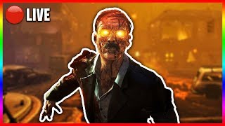 🔴 OMG ZOMBIES!! (Black Ops 2 Zombies LIVE Gameplay)
