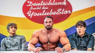 Kevin Wolter besucht Julien Bam! Deutschland sucht den YouTube Star Backstage!!