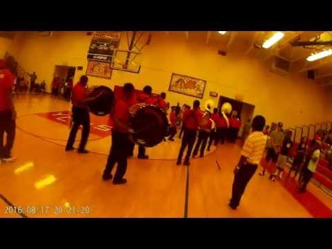 Yazoo City High School Marching Band 2016