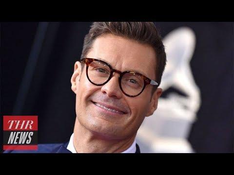 How E! Handled Ryan Seacrest on the Oscars Red Carpet | THR News