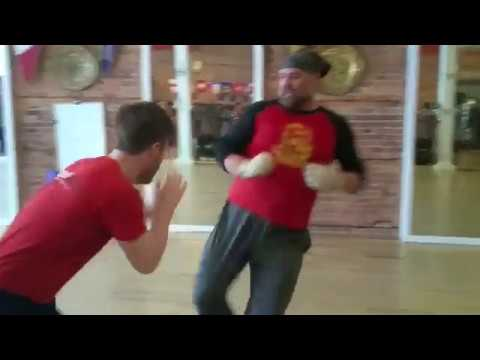 Kevin Armstrong Fight Demo 2