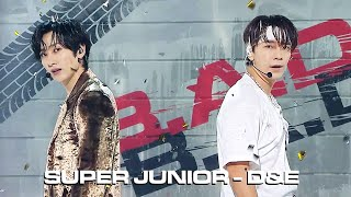 SUPER JUNIOR D&E - B.A.D [Show! Music Core Ep 694]