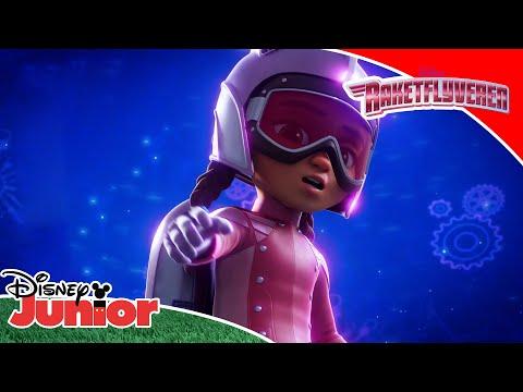 Top 5 missioner ? | Raketflyveren | Disney Junior Danmark