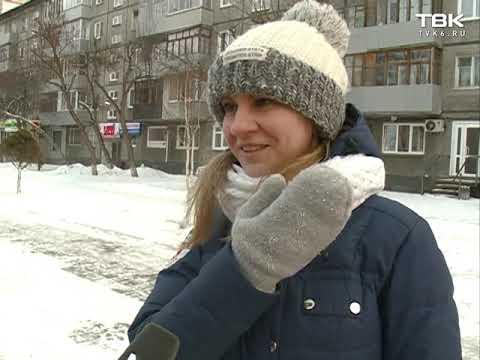 Аномальные холода в Красноярске