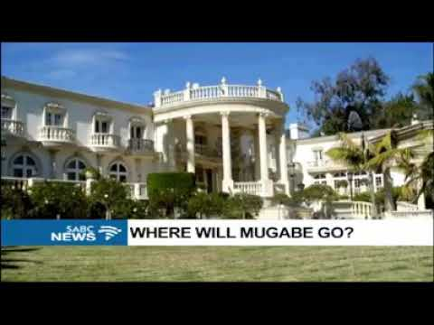 #Zimbabwe #Mugabe wealth and retirement homes.