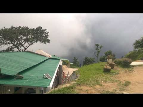 Cloud viewing from Nilgiri, Bandarban