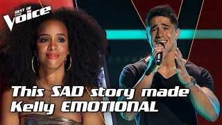 Brock Ashby sings 'Use Somebody' by Kings of Leon | The Voice Stag #9