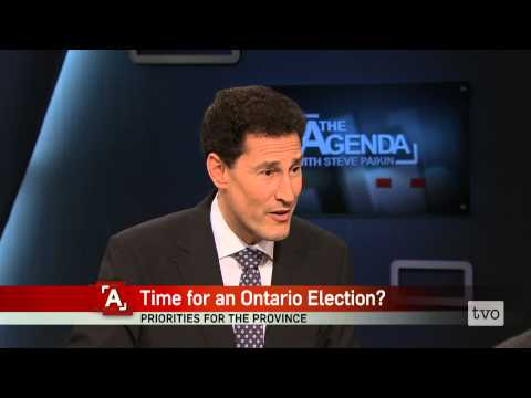 Time for an Ontario Election?