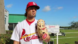 Glove Story: Randal Grichuk on the H-Web and Pro-Preferred