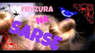 FRYZURA NA SARSĘ - Najlepsze fryzury dla dzieci