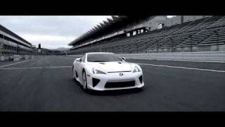 Lexus LFA Full Production Model