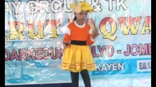 Video JUARA II LOMBA GERAK DAN LAGU KAB  JOMBANG TAHUN 2014 TK  DAARUT TAQWA download MP3, 3GP, MP4, WEBM, AVI, FLV November 2018
