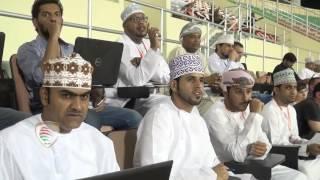 وسائل الاعلام المختلفة خلف المنتخب لقطات من مباراة المنتخب العماني الاول مع منتخب مملكة البحرين