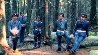 Russian soldiers singing Sunny Ade