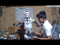 Odisha के 12th class student ने बनाया Robot
