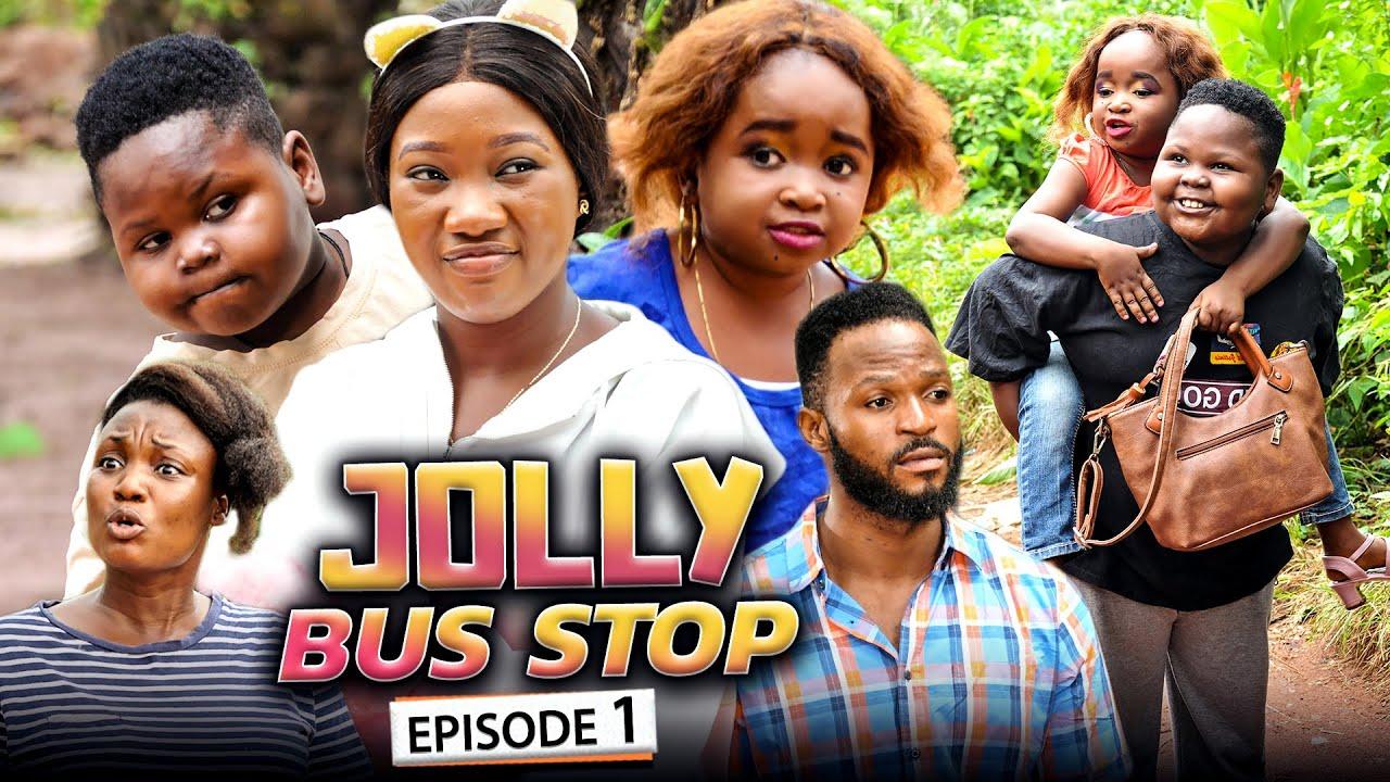 Download JOLLY BUS STOP 1 (New Movie) Chinenye Nnebe/Chikamso E./Ebube 2021 Trending Nigerian Nollywood Movie