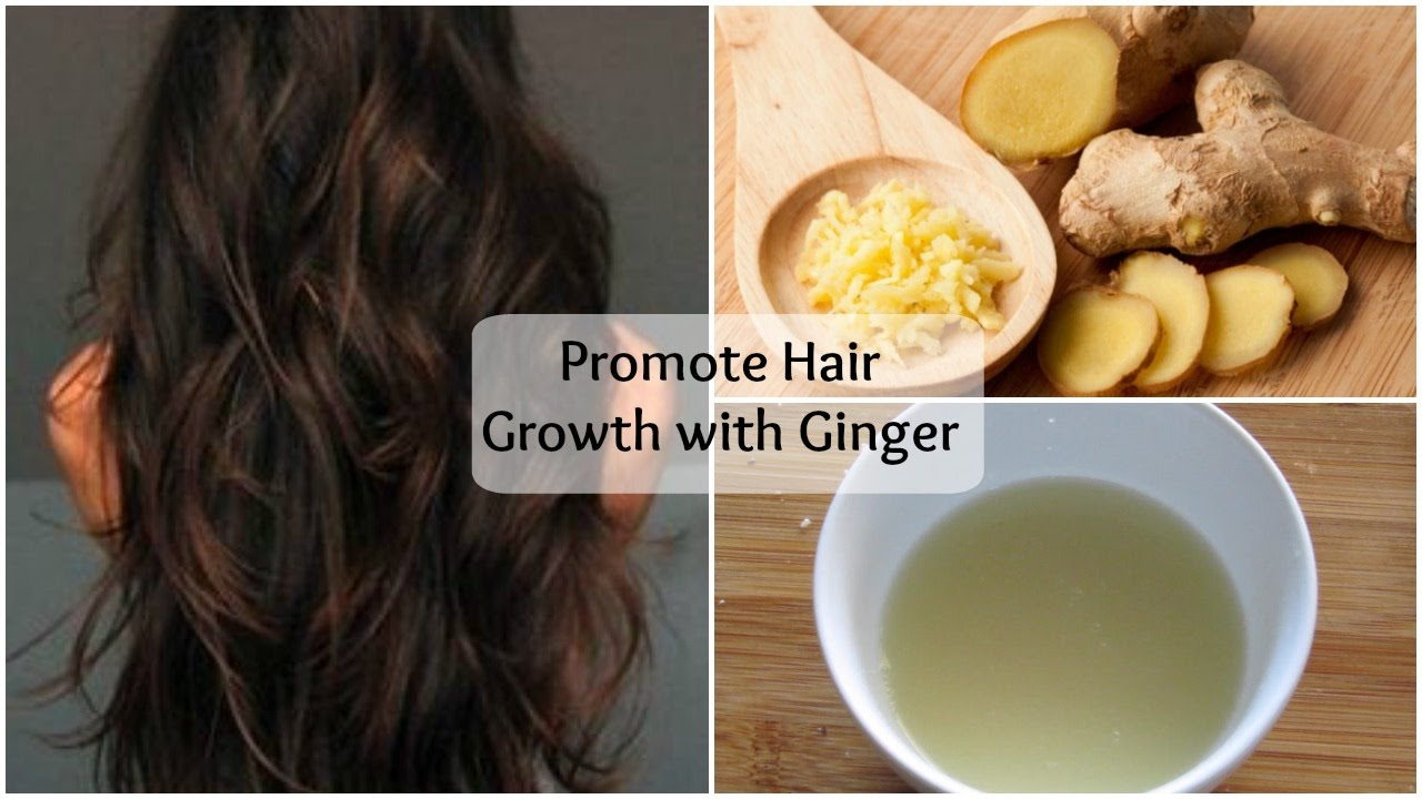 Ginger Hair Mask for extreme hair growth