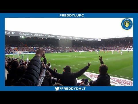 Leeds Fans Singing vs Middlesbrough | Leeds United 2-1 Middlesbrough (19/11/17)
