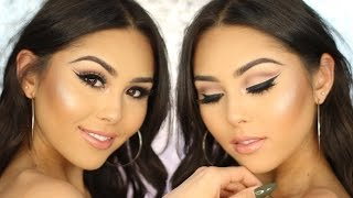 HOW TO: Cut Crease Eyeshadow Tutorial | Step by Step Soft Neutral Cut Crease
