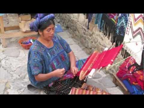 Mayan Backstrap Weaving Ladies