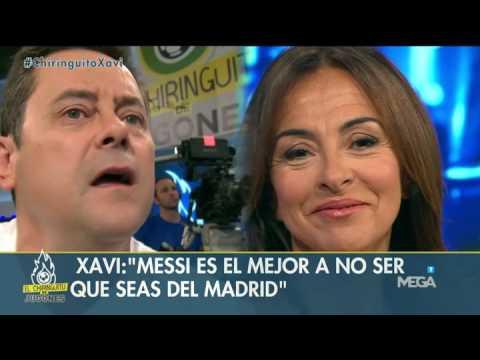 """Tomás Roncero explota: """"Xavi, un respeto para Cristiano"""""""