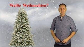 Schneechaos zu Weihnachten oder doch mildes Schmuddelwetter? (Mod.: Dominik Jung)