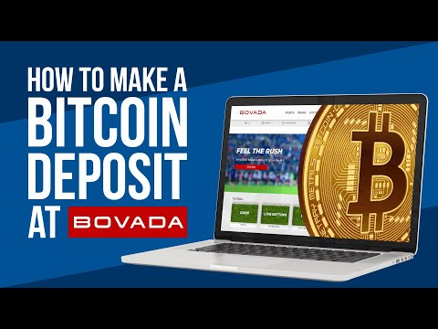 How To SAFELY And QUICKLY Deposit Bitcoin At BOVADA In 2020
