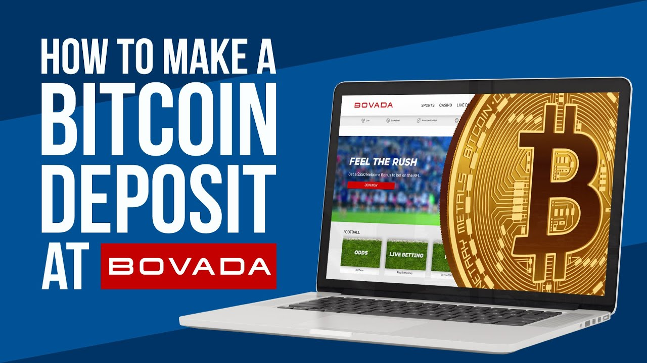 How To Deposit On Bovada