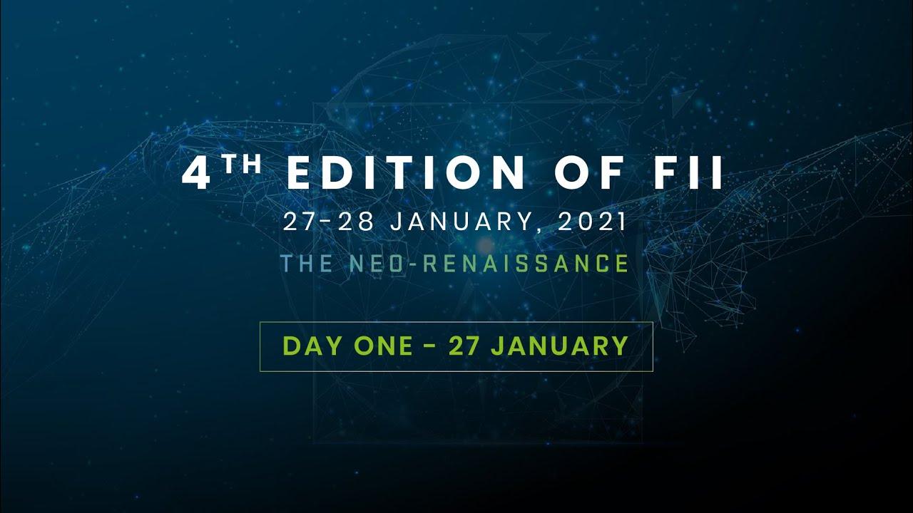 Download 4th Edition of FII – #FIINeoRenaissance – Day 1