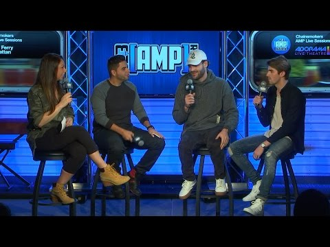 Audience Q&A with The Chainsmokers