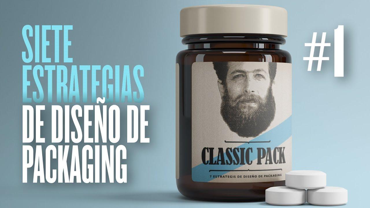 PACKAGING 📦 Estrategia de diseño Nº 1 - Classic Pack