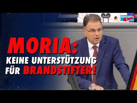 Moria: Keine Unterstützung für Brandstifter! - Jürgen Braun - AfD-Fraktion im Bundestag