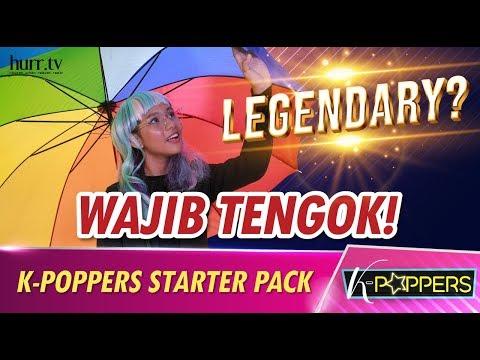 WAJIB TENGOK! K-Poppers Starter Pack | K-Poppers