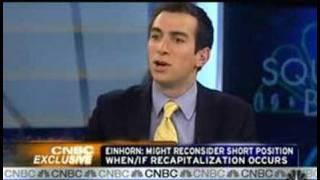 Einhorn on CNBC