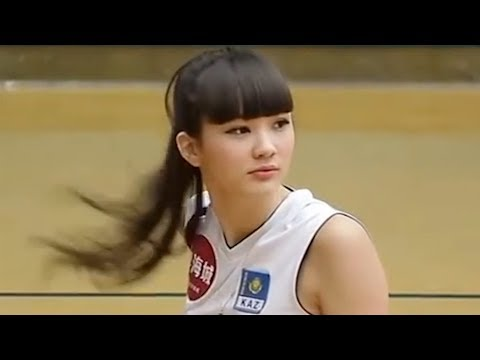 Sabina Altynbekova - Beautiful Volleyball Player