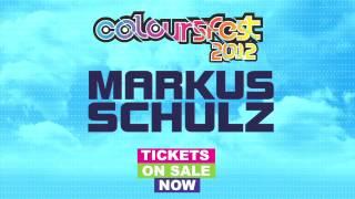 Make way for Markus Schulz!
