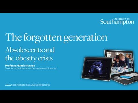 Professor Mark Hanson - Adolescent and Preconception Health | UoS