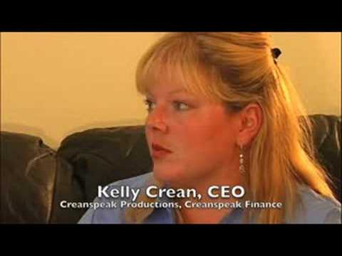 Kelly Crean, CEO, Creanspeak
