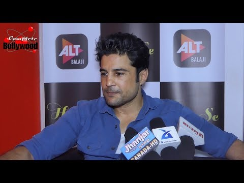 Exclusive Interview Of Rajiv Khandelwal...