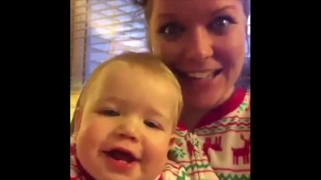 外國搞笑嬰孩(中文字幕) Funny babies video - YouTube