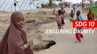 Mine Action Promotes SDGs - 10: Reduced Inequalities