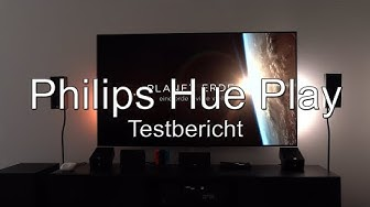 Testbericht: Philips Hue Play (Ambilight mit Hue Sync und Hue Stream)