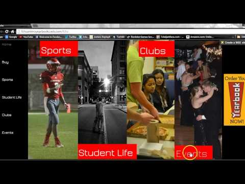 Yearbook Social Media Video