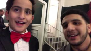 Meeting Yousif Saleh & dancing in a yemeni wedding