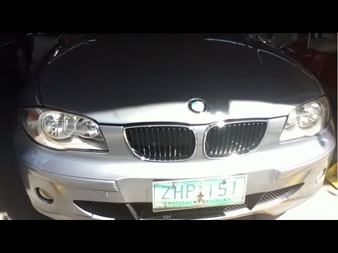 2007 bmw 118i review start up in depth tour engine. Black Bedroom Furniture Sets. Home Design Ideas