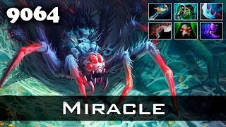 Miracle Broodmother - 9064 MMR Dota 2